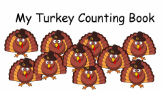 Ethan Totten - 0-10 My Turkey Counting Book