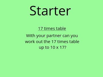 long division without and with remainders47