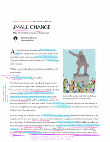 Small Change | The New Yorker